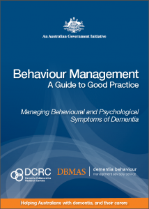 BPSD Guide cover