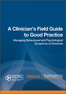 BPSD Clinicians guide cover NO box